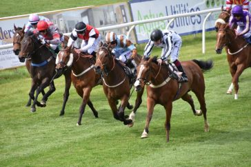 Pensax Boy wins at Carlisle