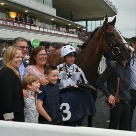 Pensax Boy Resumes Winning Ways at Wolves!